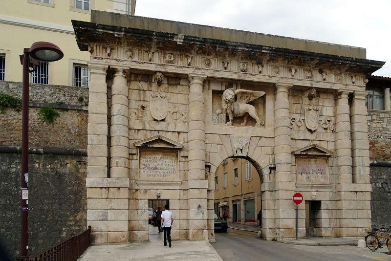 City Walls and Gates
