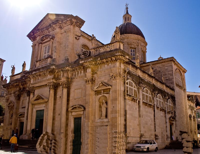 Dubrovnik Cathedral and Treasury