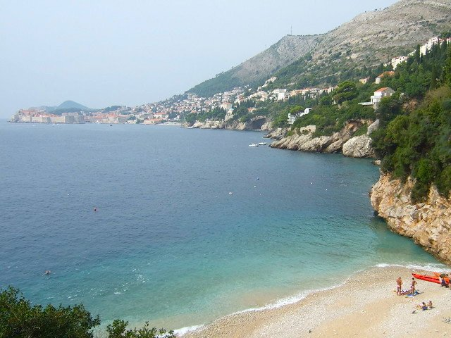 Sv. Jakov Beach, Dubrovnik