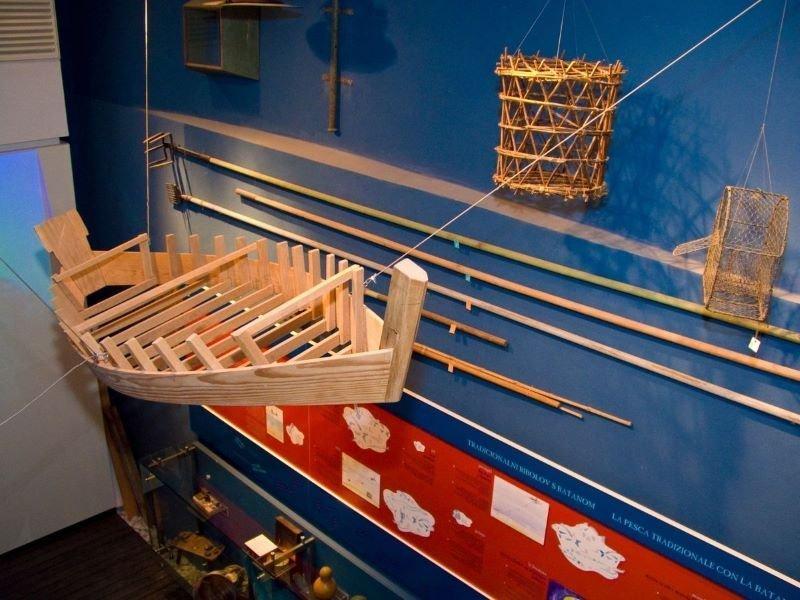 Batana Museum in rovinj