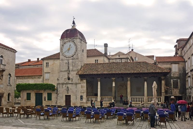Clock Tower and City Loggia