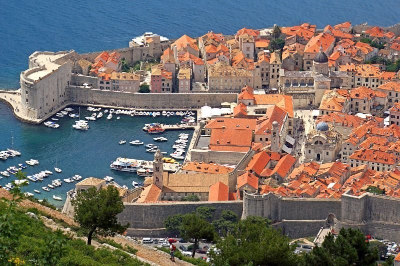 Old City of Dubrovnik (1979)