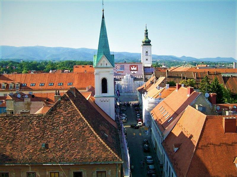 Zagreb's Gornji Grad