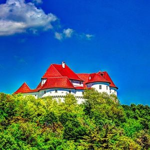 Veliki Tabor Castle in Croatia